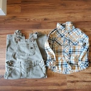 Genuine Kids outfit